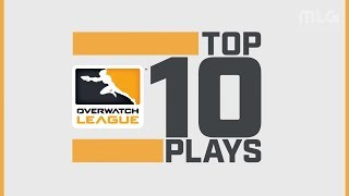 Top 10 Plays of the Overwatch League Season