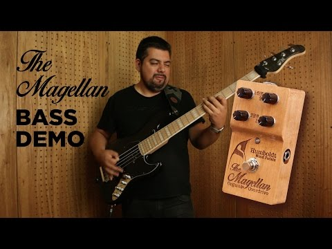 The Magellan BASS DEMO with Riggo Olmedo