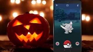 Banette  - (Pokémon) - Die gruseligen Pokémon Zobiris, Banette und weitere erscheinen in Pokémon GO!
