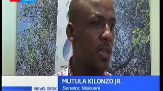 """This is unacceptable and somebody should go home"" Senator Mutula Kilonzo Jnr"