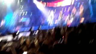 Gypsy Heart Tour à Panama City - The Climb Performance - 24/05/11