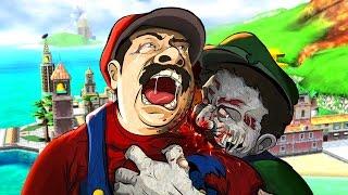 DELFINO ISLAND - SUPER MARIO ZOMBIES (Call Of Duty Zombies)