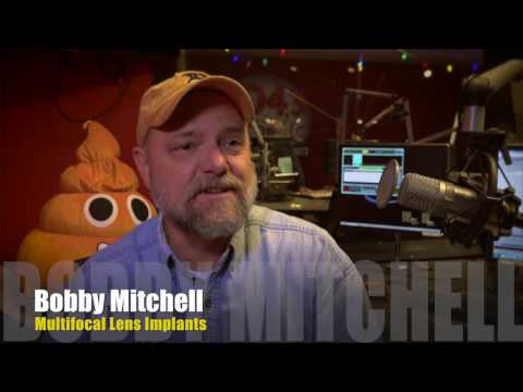 Bobby Mitchell, Multifocal Lens Implants