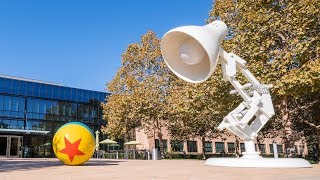 A Day In The Life Of Pixar Animation Studios | Pixar