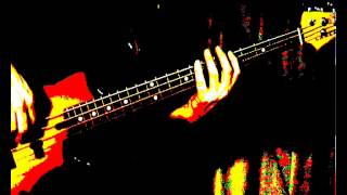 Terence Trent D'Arby - Dance Little Sister - Bass Cover