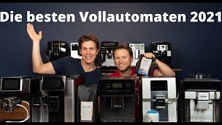 Kaffeevollautomaten Test 2021 | Die besten Vollautomaten im Vergleich