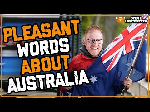An American Comedian in Australia