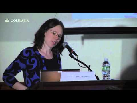 Columbia University Libraries: Comic New York - A Symposium: Day 1, Panel 2