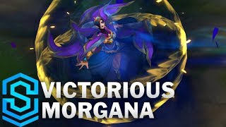 Victorious Morgana (2019) Skin Spotlight - League of Legends