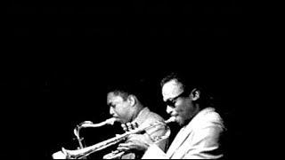 """Miles Davis & John Coltrane, """"Bye bye blackbird"""", live in Paris, 1960"""