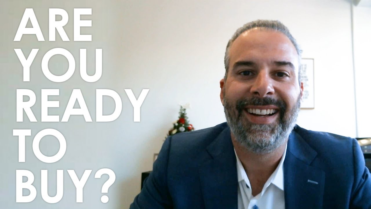 Buyers: Are You Ready to Go?