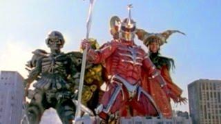 Top 10 Power Rangers Villains