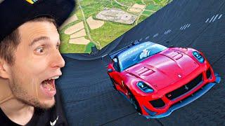 Mit 500km/h über die HIMMELSRAMPE | Forza Horizon 4