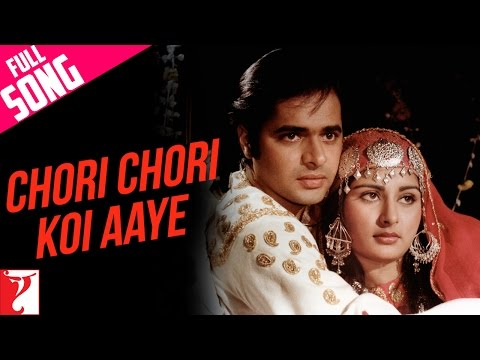 Chori Chori Koi Aaye - Full Song   Noorie   Farooq Shaikh   Poonam Dhillon   Lata Mangeshkar