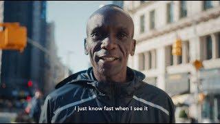Eliud Kipchoge | Ready to Run NYC | Nike