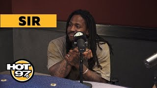 TDE's SIR Talks To Megan Ryte About Working w/ Jill Scott, New Song w/ Kendrick, & Odd Jobs