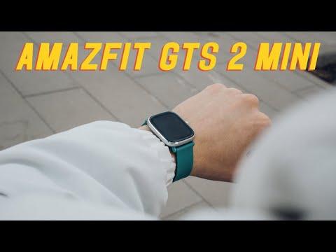 Amazfit GTS 2 mini - Размер имеет значение?