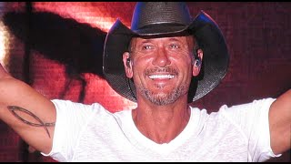 🎸TIM MCGRAW - HUMBLE AND KIND🎶 (LIVE - STADIUM OF FIRE🔥)