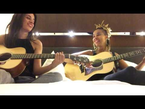 Camila Cabello cover of -All of the LUV (Tory Lanez - LUV, All of the lights Mashup) - Camila Cabello