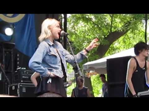 Sky Ferreira - Lost in My Bedroom - 2013 Pitchfork Music Festival