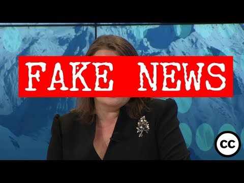 Fake News Vs. Real News & Politics| Creative Commons