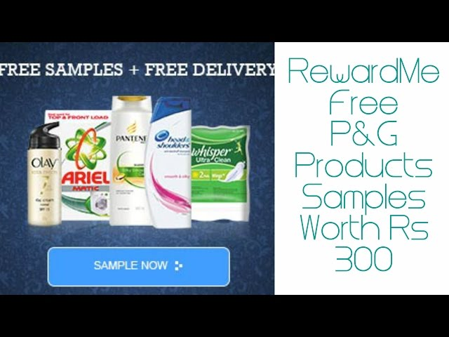 How To Get Free Samples From Reward Me