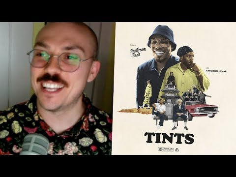 "Anderson .Paak - ""Tints"" Ft. Kendrick Lamar TRACK REVIEW"