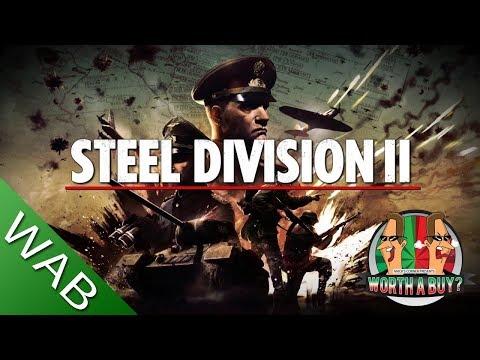 Steel Division 2 - Worthabuy?