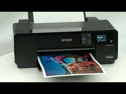 Epson SureColor P600 Wide Format Inkjet Printer | Large