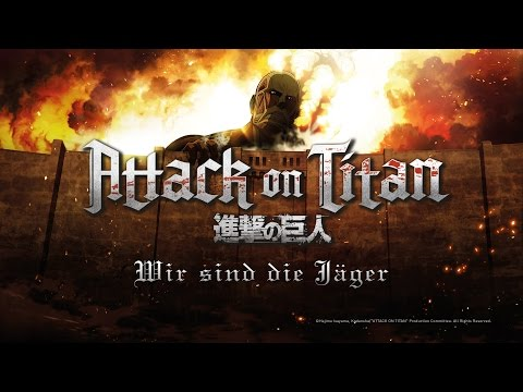 Attack on Titan - Trailer (Anime) Deutsch HD