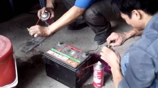 Video Sửa chữa ôtô bảo dưỡng phun xăng điện tử ôtô