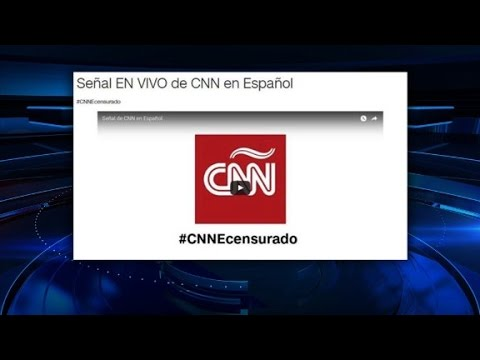 Venezuela kicks CNN en Español off air