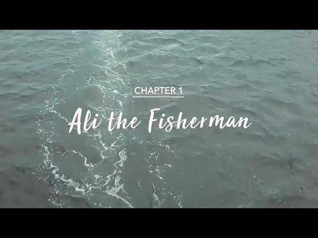 Volt Stories – Chapter 1: Ali the Fisherman