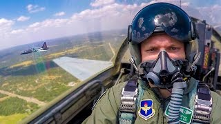 FEELING THE FORCES OF A FIGHTER JET - Smarter Every Day 159 - Video Youtube