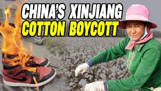 China Triggers Outrage Over Xinjiang Cotton Boycott | H&M and Nike Get Hit! thumbnail