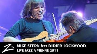 Mike Stern, Didier Lockwood, Dave Weckl, Tom Kennedy - KT - LIVE HD