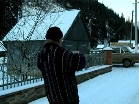 """пленер """"СИНЕВИР-арт2011"""" (зима) - YouTube"""