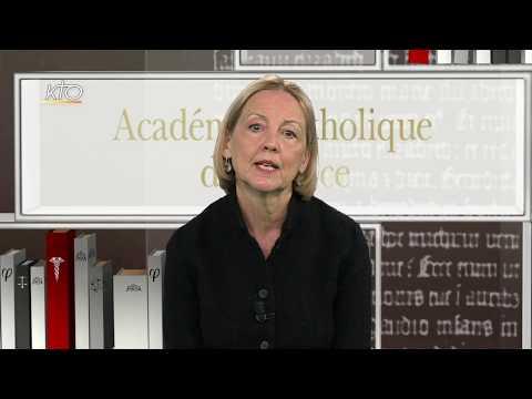 Dominique de Courcelles :Comment s'entrelacent matériel et immatériel pour la vie des âmes