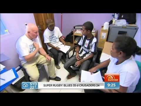 Channel 7 Sunrise - Lucas's story