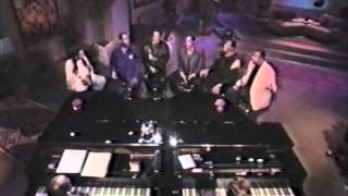 """1992 The Temptations on """"The Woopie Goldberg Show"""" (TV Live)"""