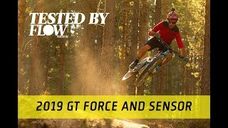 GT Force and Sensor 2019, First Ride - Less fluff, more robust, GT is back