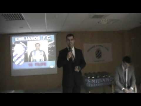 emilianos fc 3 gala emilianinhos d ouro  parte 3