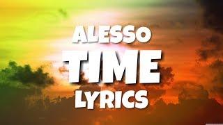 Alesso   Time (LyricsLetra )