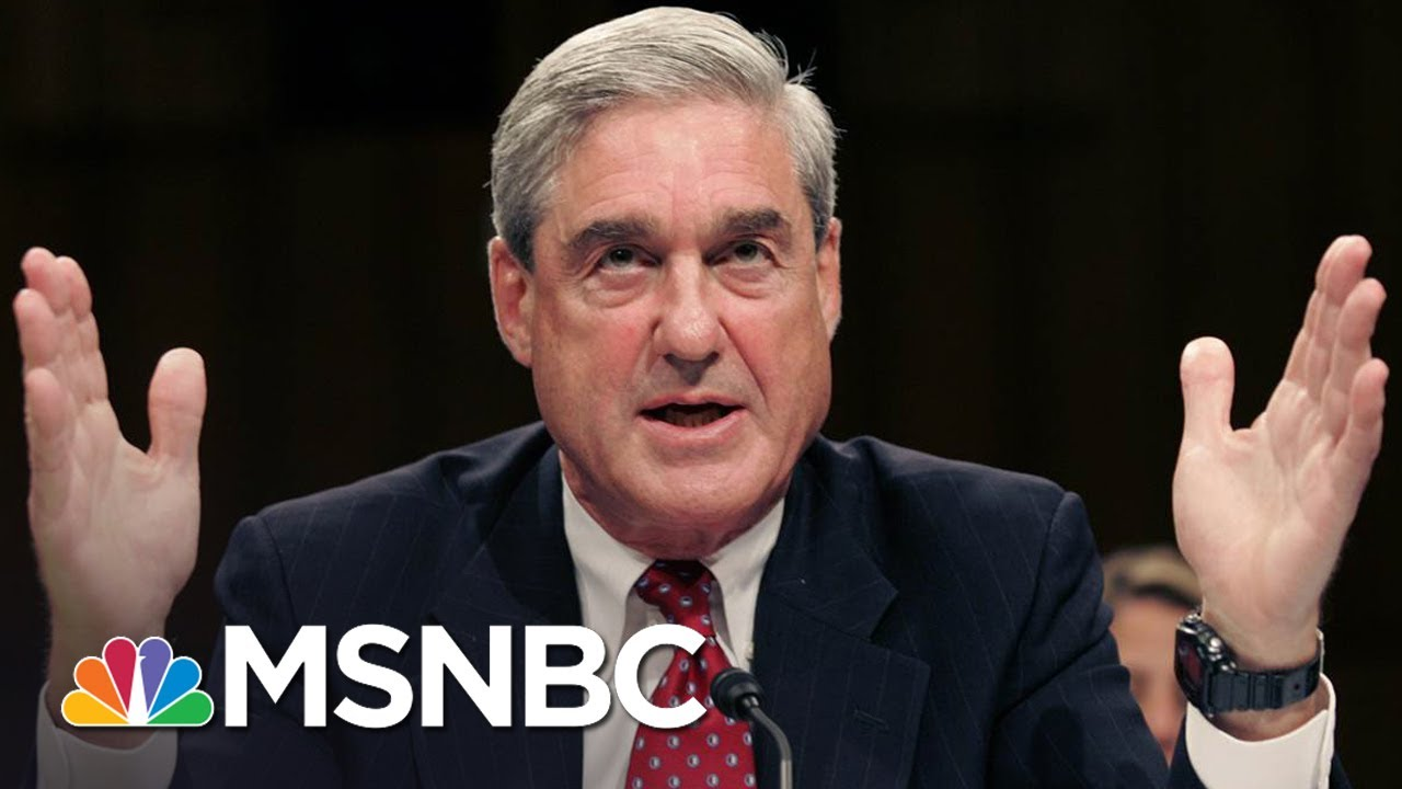 Robert Mueller Is Investigating Donald Trump For Possible Obstruction Of Justice | Hardball | MSNBC thumbnail
