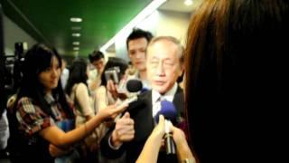【新黨】新黨主席郁慕明:「我是郁慕明,我是中國人!」