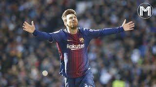 Lionel Messi - The World