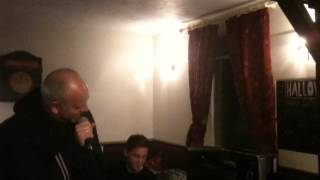 Jo The Waiter - Gary Davis and Ben Stancombe (Gary Numan)