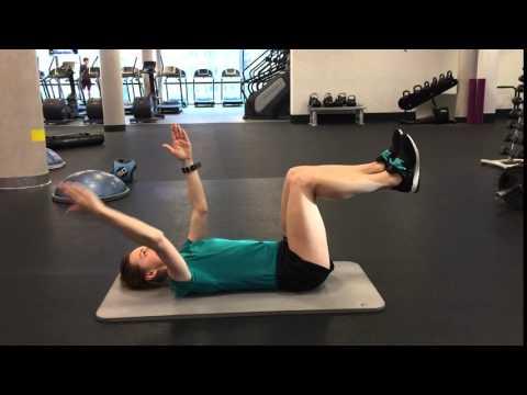 Ćwiczenia na wzmocnienie mięśni brzucha dla kobiet