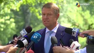 Iohannis, despre decizia CCR privind revocarea lui Kovesi: Aștept motivarea Curții