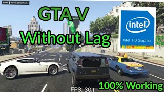 how to play gta 5 on intel hd graphics 620 - TH-Clip